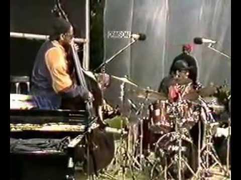 Branford Marsalis Quartet '92 Pori Jazz