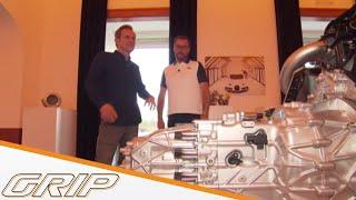GRIP: Das Beste von Bugatti