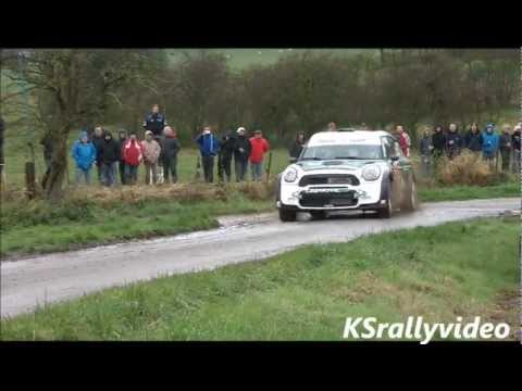 Best Of RALLY 2012 By KSrallyvideo With CRASH And Mistakes [HD]