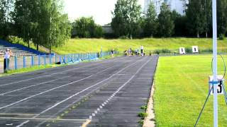 Спринт 100 м : Финал
