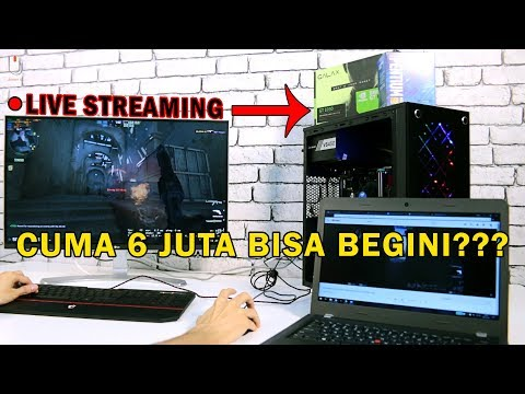 Rakit PC Gaming Termurah Untuk Youtuber Pemula | Intel Pentium G5400 & GT 1030 #Ulasan Eps. 237