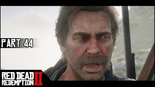 The Danbury Heist - Part 44 - Red Dead Redemption 2 Let's Play Gameplay Walkthrough