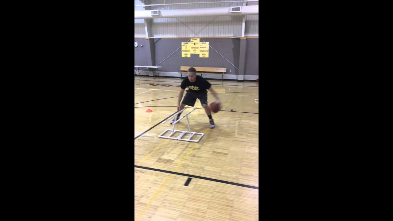 Best Crossover Moves - Allen Iverson Crossover ...
