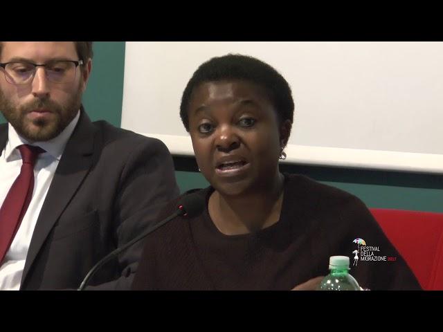 Festival della Migrazione 2017_Cecile Kyenge