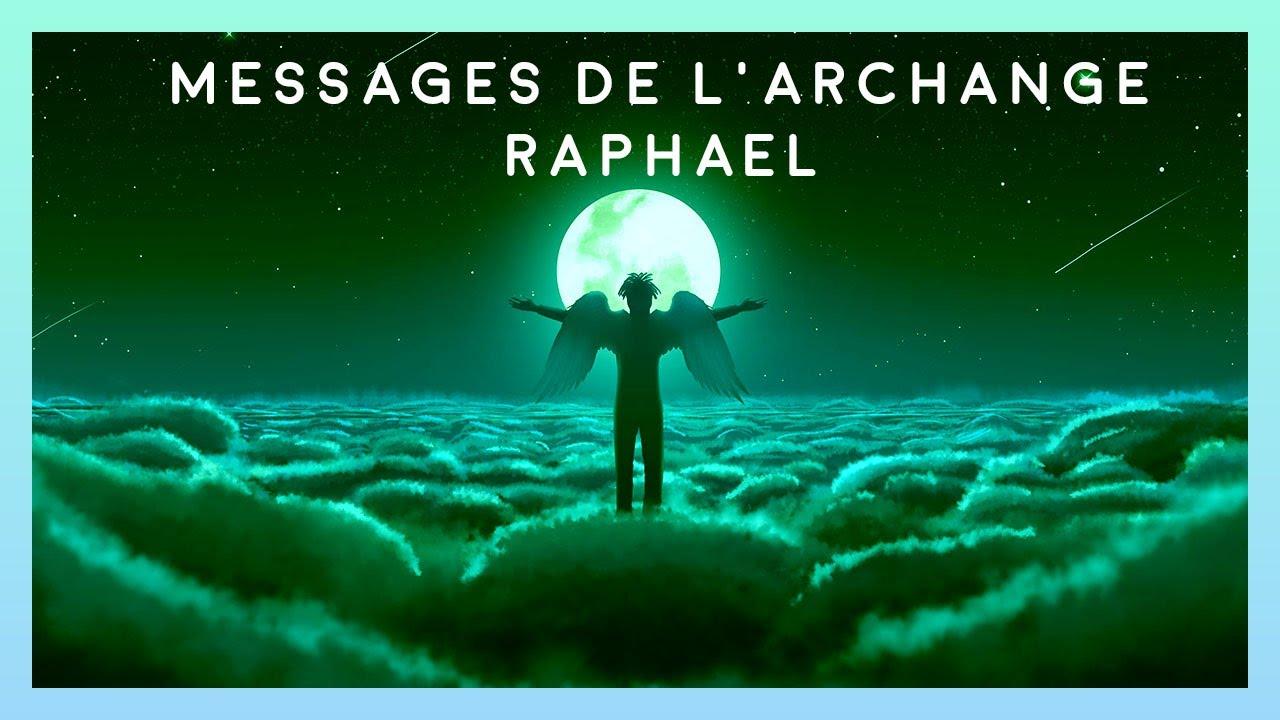Messages de l'Archange Raphaël : Guérison et trouver le partenaire ...