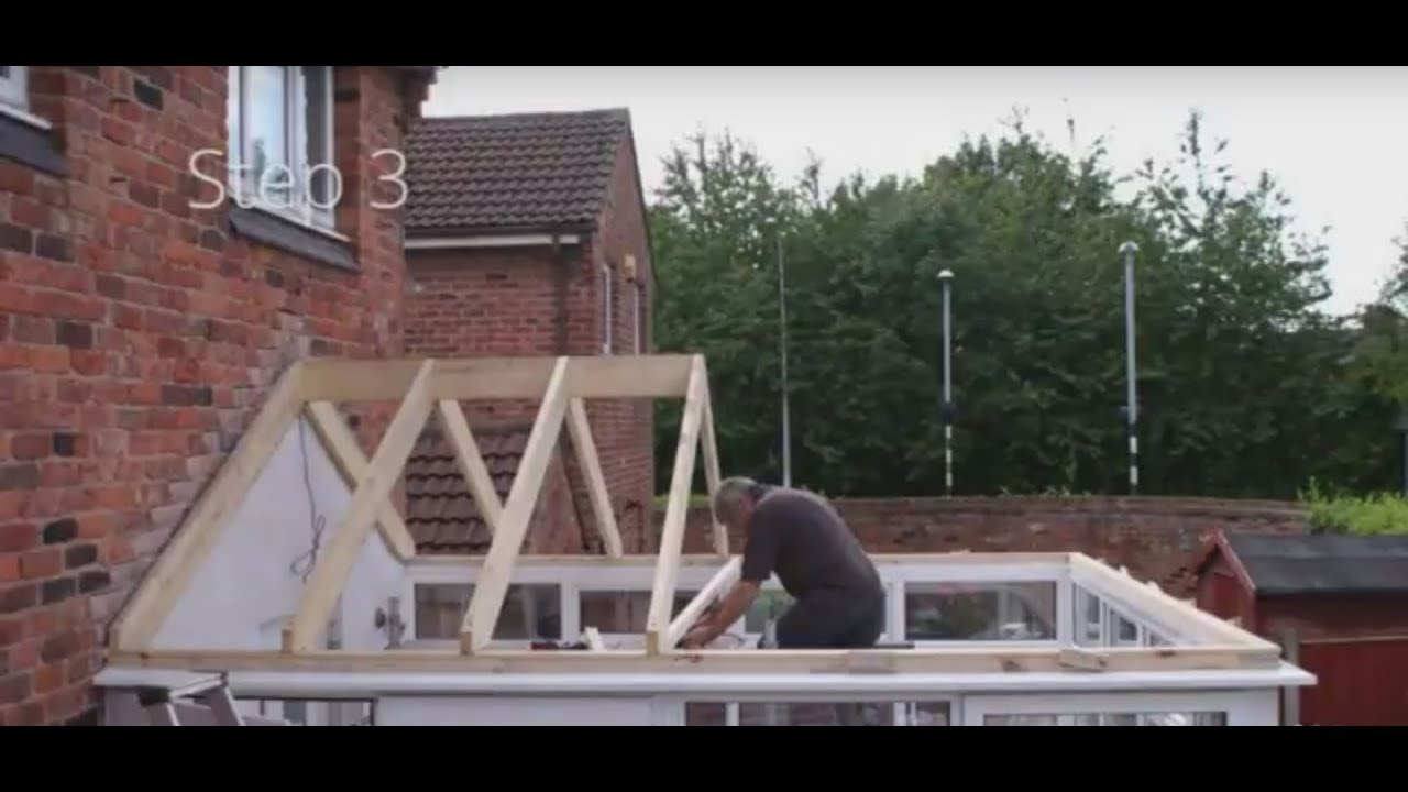 Conservatory Roof Replacements Preston Chorley Wigan Lancashire