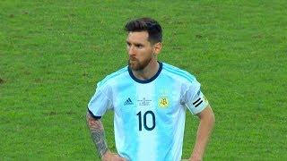 Lionel Messi vs Brazil | 2019 HD 1080i