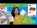 under 99 aliexpress haul trick to get more discount