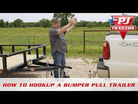 hook up for trailers