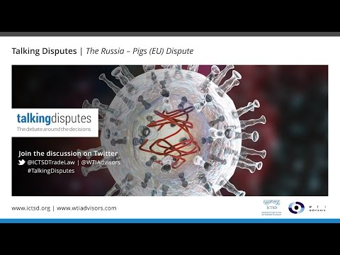 Talking Disputes Live | The Russia – Pigs (EU) Dispute