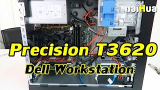 Review Dell Precision T3620MT Workstation