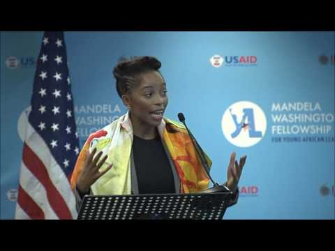 The Role of Young African Leaders in Driving the Sustainable Development Agenda 9 July