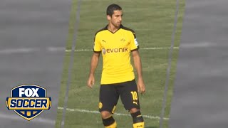 Henrikh Mkhitaryan set to join Manchester United