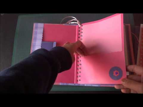 Libretita hecha a mano youtube - Manualidades a mano ...