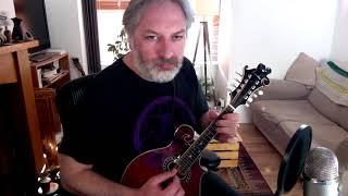 Shandon Bells (jig) on mandolin