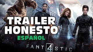 Honest Trailer- Fantastic Four