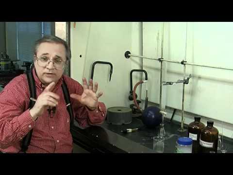 Column Chromatography Demonstrated By Mark Niemczyk, PhD