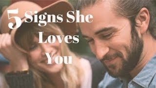 5 Signs She