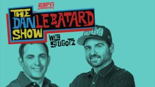 Dan Lebatard Show:  Dan gets it wrong & Abby calls