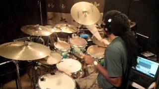 "Drum Cover : ""Best Love Song"" By T-Pain ft. Chris Brown (HQ)"