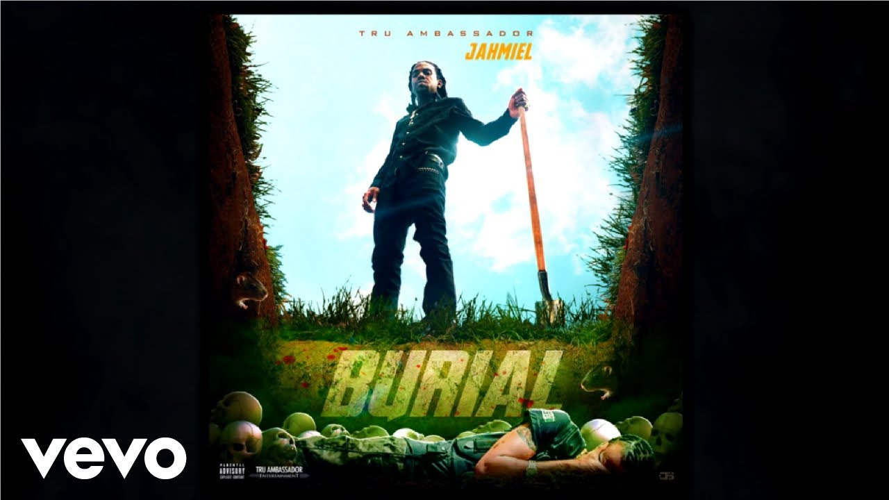 Jahmiel - Burial (Official Audio)