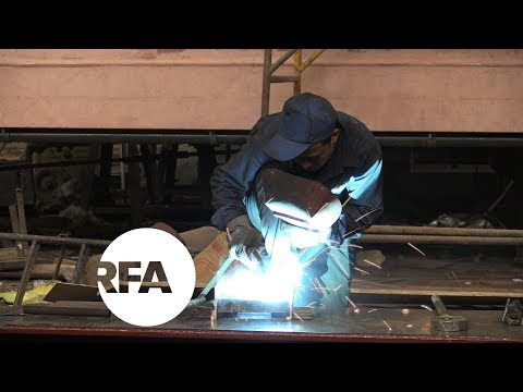 Hanoi Train Factory Fades from Glory | Radio Free Asia (RFA)