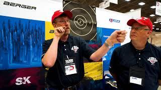 Capstone F-Class presentation - US F-Class rifle team.  2018 NRA Convention