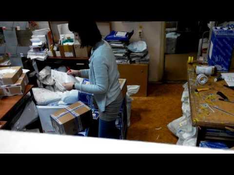 Почтовое отделение 143981