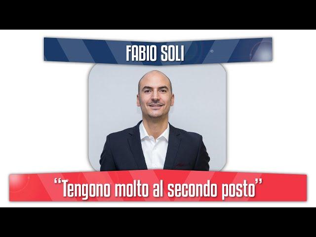 Fabio Soli pre Trento vs Vero Volley Monza