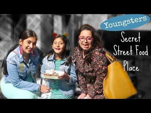 Noida's Most POPULAR Food Street - Youngsters Hangout Place | #MyMissAnand #CookWithNisha