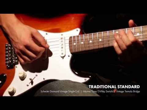 Diamond Series California Vintage STANDARD Guitars