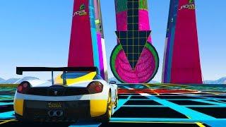 ENTRA AQUI!!! - CARRERA GTA V ONLINE - GTA 5 ONLINE