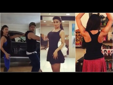 Beat Pe Booty Challenge  Compilation  From Hrithik To Mouni All Took The #BeatPeBooty challenge