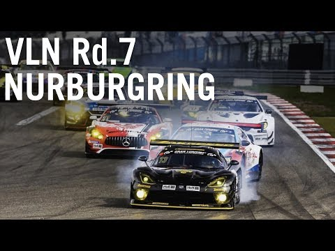 VLN 2019 - Rd.7, Nurburgring - Full Race, LIVE With Radio Le Mans Commentary