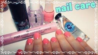 Уход за ногтями и руками / Nail care