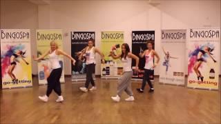 DUELE EL CORAZON Enrique Iglesias feat Wisin BINGOSPA Fitness