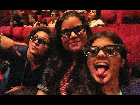 VLOG #4 | STEALING 3D GLASSES FROM THE THEATER ?!! | DAILY VLOGS