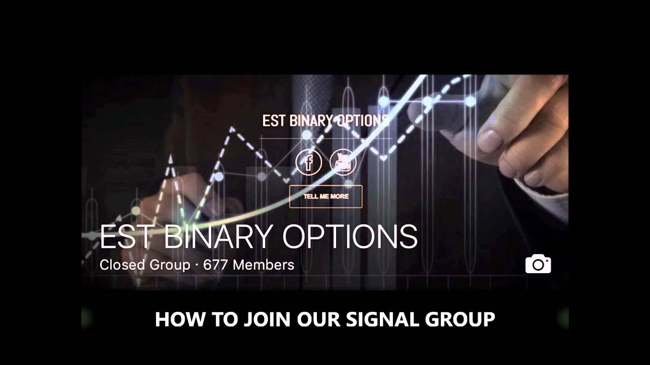 How to join binary options