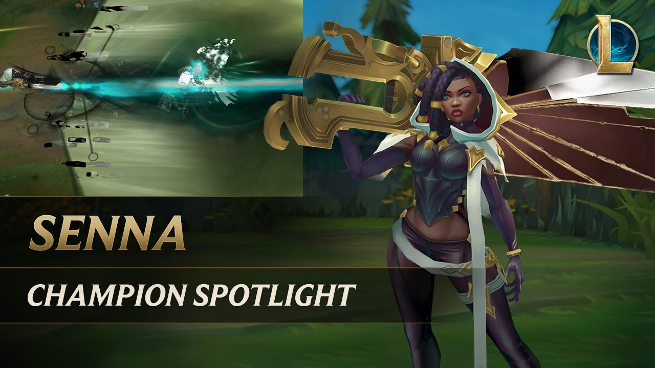 Senna Champion Spotlight | Gameplay - League of Legends thumbnail