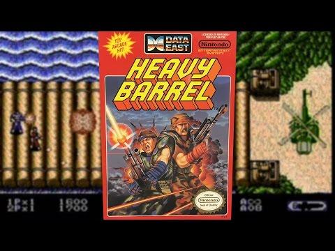 Heavy Barrel (NES) Mike & Bootsy