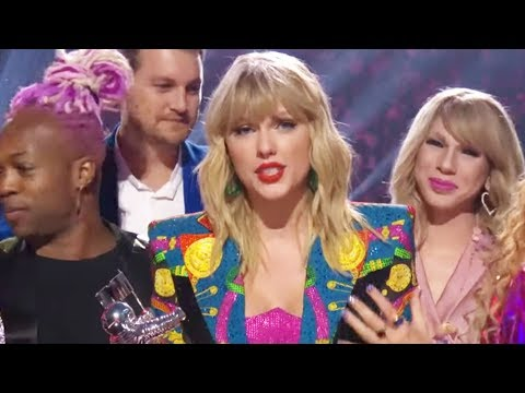 Taylor Swift Calls Out White House During 2019 MTV VMA Video Of The Year Speech