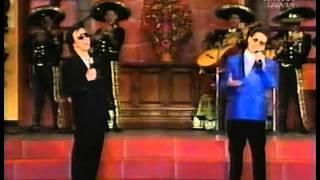 JULIO IGLESIAS Y JOSE JOSE - &quotMARIA BONITA&quot CON EL MARIACHI GAMA MIL.