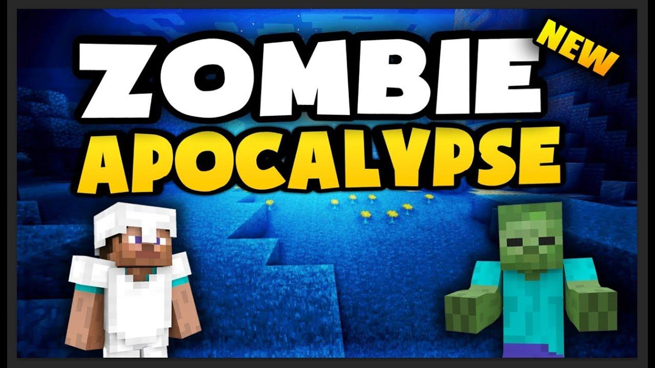 Minecraft ZOMBIE APOCALYPSE 1 PvP TutorialErklrung Deutsch GommeHD YouTube