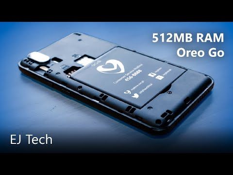 Android Oreo Go With 512 MB Of RAM (Technical Review Of The MyPhone MyA11)