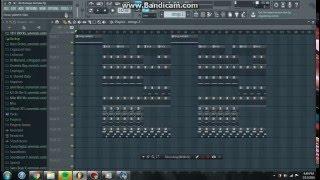 The Game - Ali Bomaye Instrumental Remake (FLP) (FL STUDIO 12) (Samples Shown)
