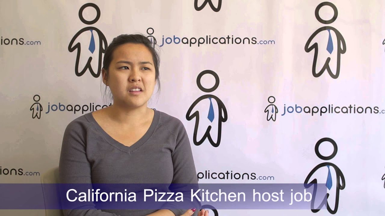 California Pizza Kitchen Application Jobs Careers Online