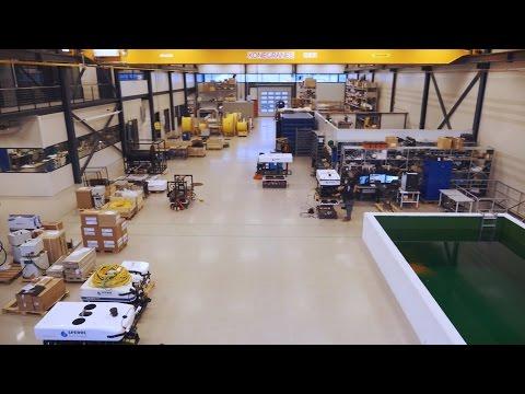 Sperre – ROV Technology