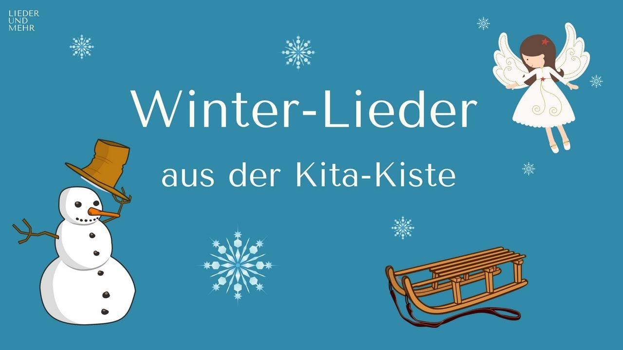 10 Winterlieder Kita Kiste