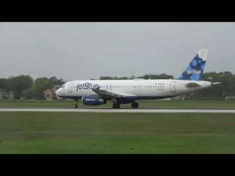 Wet & Windy Spotting Planespotting in Grand Cayman