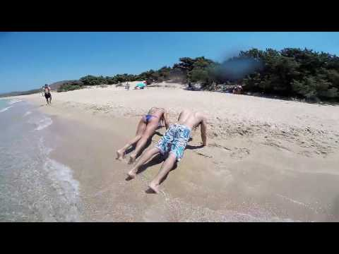 Gopro - Elafonisos Island Summer 2015 (Hero 3+ Black)